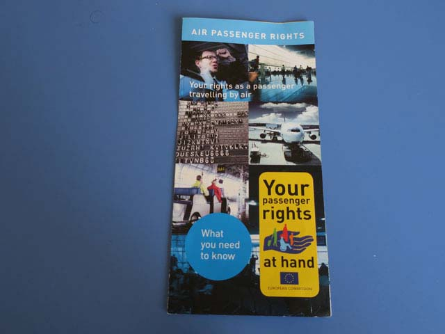 Http Europa Eu Youreurope Citizens Travel Passenger Rights Air Index En Htm