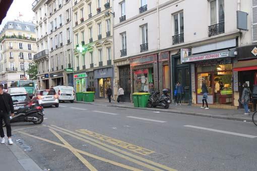 暮らすように過ごすパリ取材旅行...